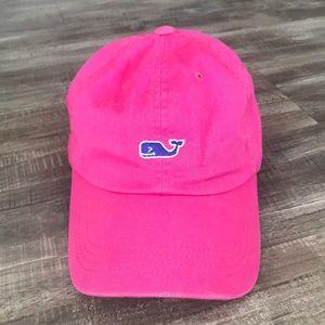 Vineyard Vines Bright Pink Baseball Hat 🧢🐳💖😍